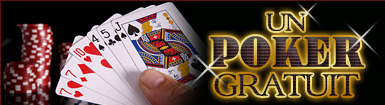 Un Poker Gratuit